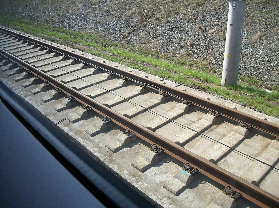 ICE TrainTrack