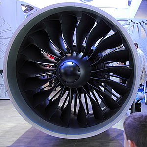 Mitsubishi Regional Jet - The Pratt & Whitney PW1000G geared turbofan