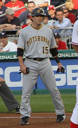 Andy LaRoche - LaRoche with the Pittsburgh Pirates in 2010