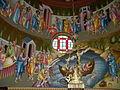 ISRAEL, Capernaum, Greek Church; 16-1252-103 (interior 3).JPG