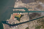 ISS-46 Suez Canal, Port Said, Egypt.jpg