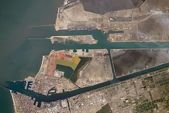 Port Said - Port Said, Port Fuad and Suez Canal
