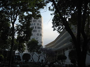 Monterrey Institute of Technology and Higher Education, State of Mexico - Image: ITESM Campus Estado de Mexico Cedetec