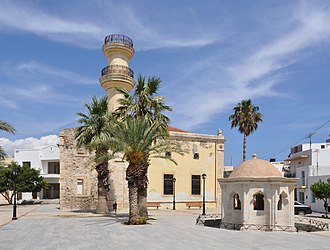 Ierapetra - Old Ottoman mosque