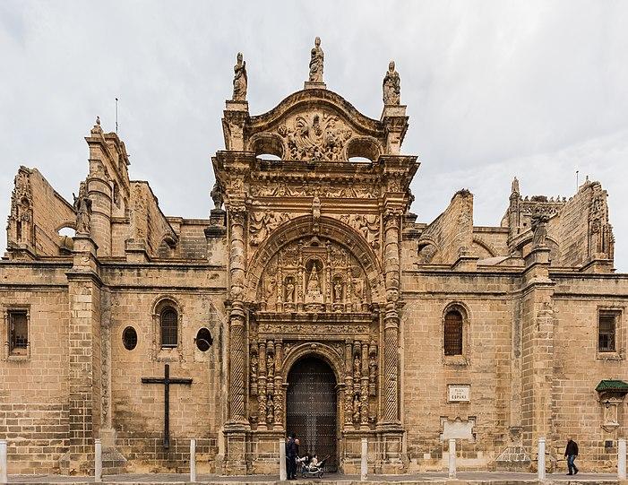 Archivo iglesia mayor prioral el puerto de santa mar a espa a 2015 12 08 dd 11 jpg - Tren el puerto de santa maria madrid ...