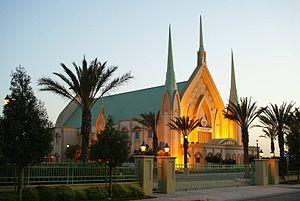 Montclair, California - Iglesia ni Cristo chapel in Montclair