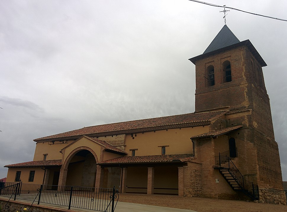 Iglesia de Santa Cristina, Santa Cristina de Valmadrigal 02