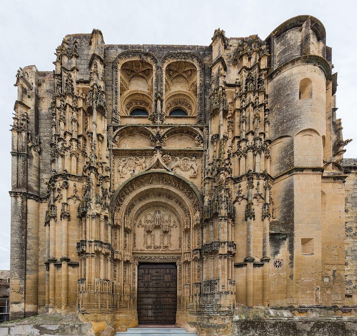 Basílica de Santa María de la Asunción (Arcos de la Frontera) - Wikipedia, la...