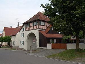 Altenstadt, Swabia - Image: Illereichen Marktstrasse 38 40 003