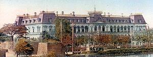 Imperial Hotel, Tokyo - The original Imperial Hotel, designed by Yuzuru Watanabe (1890s)