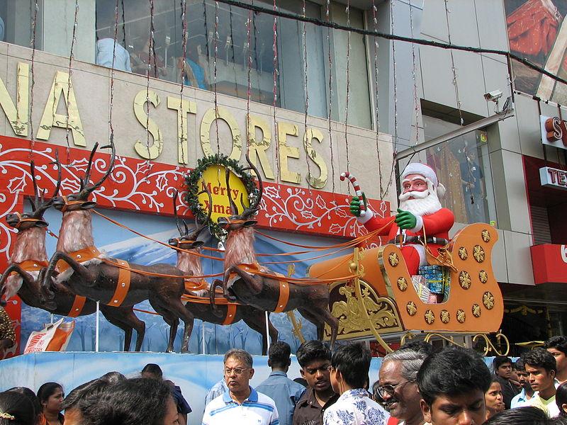 Fichier:India - Sights & Culture - 004 - Xmas in Chennai (342050433).jpg