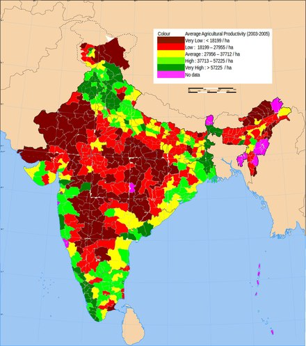 Agriculture in India - Wikiwand