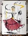 Indian dancer II by Stuart Wolfe.jpg