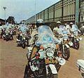 Indonesian police on motorcycles, Sekilas Lintas Kepolisian Republik Indonesia, p36.jpg