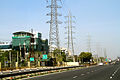 Industrial Park and NH11 National Highway Haryana India March 2015.jpg
