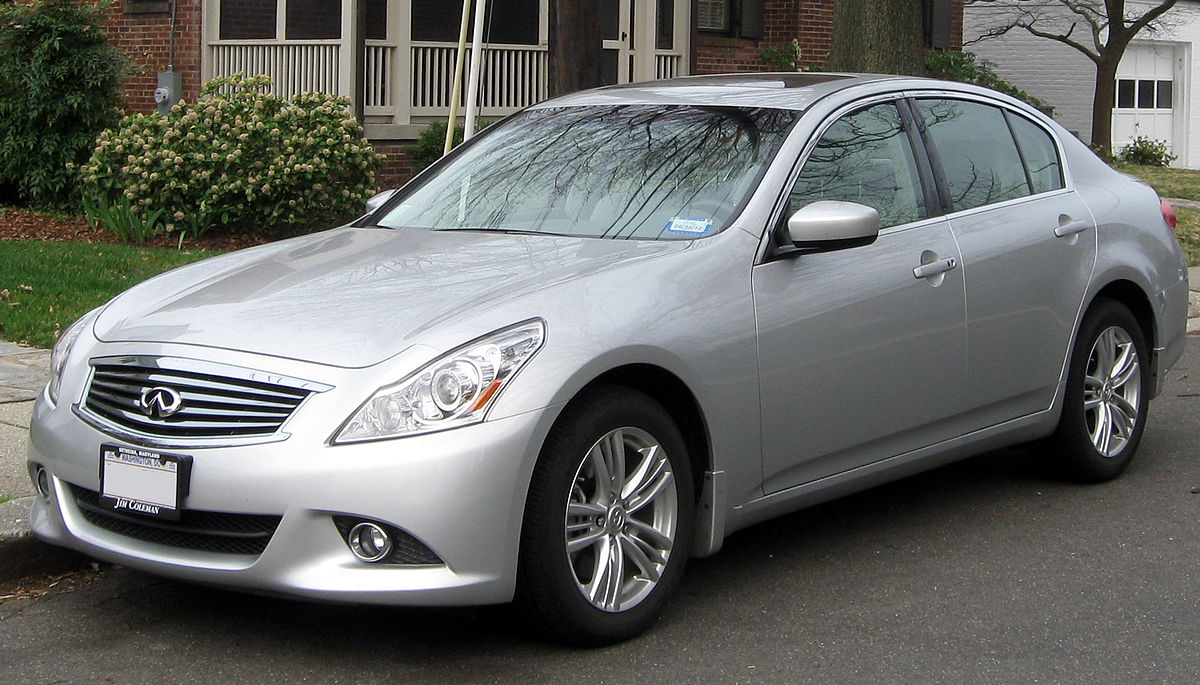 Infiniti g series q40q60 wikipedia vanachro Image collections