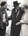 Ingmar Bergman och Victor Sjostrom 1957 (415294968).jpg