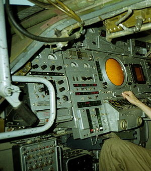 Buk missile system - Inside the TELAR of a Buk-M1 SAM system