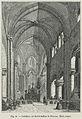 Intérieur de Saint-Julien le Pauvre; État actuel.jpg