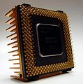 Intel Pentium Processor (backside) with heat sink.jpg