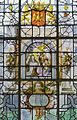 Interieur, pandhof, glas-in-loodraam- titel- Maria Magdalena de Pazzi - Boxmeer - 20365327 - RCE.jpg