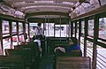 Interior of Fort Smith Birney streetcar 224.jpg