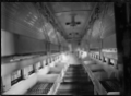 Interior view of a railway carriage fitted out as a hospital car, 1915. ATLIB 289570.png