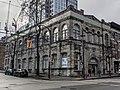 International Order of Odd Fellows Hall (NE corner) 505 Hamilton St. Vancouver. 2020 Dec 14.jpg