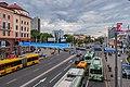 Intersection of Niamiha and Haradski Val streets (Minsk) — 05.jpg