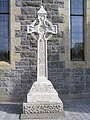Irish cross, St Mary's Killyclogher - geograph.org.uk - 1344855.jpg