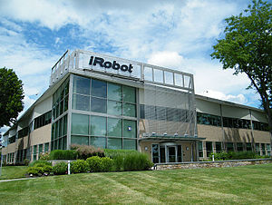 IRobot - iRobot headquarters in Bedford