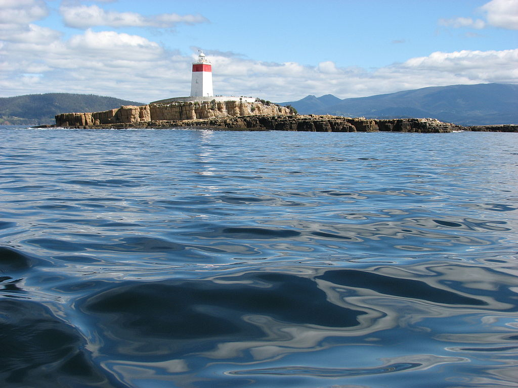 Iron Pot Lighthouse - Tasmania