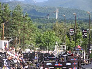 Lake Placid, New York - 2006 Ironman in Lake Placid