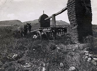 Irrigation in Mexico - Irrigation in Zacatecas  circa 1900