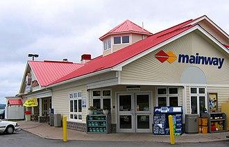 Irving Oil - Irving Mainway, Westville, Nova Scotia