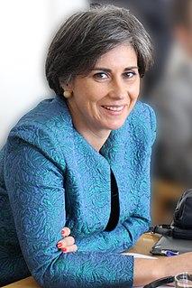 Isabel Santos Portuguese politician