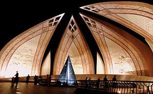 Islamabad - Image: Islamabad, Pakistan Monument