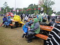 Isle of Wight Festival 2011 during bad weather 9.JPG