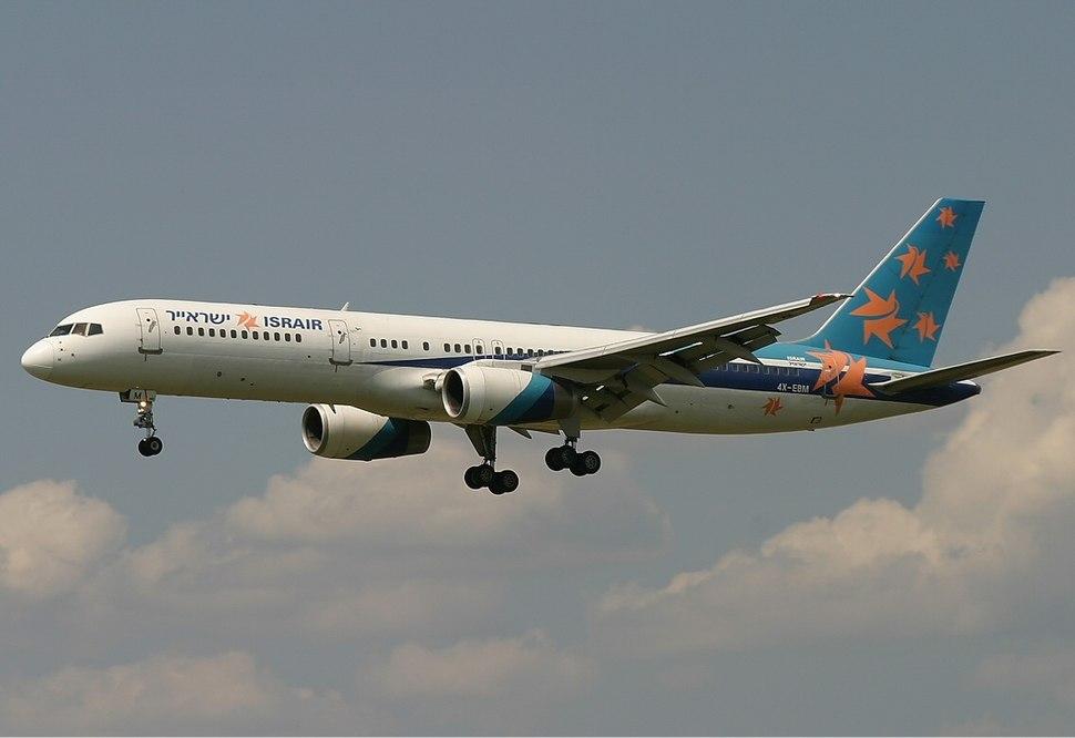 Israir Boeing 757-200 Lebeda