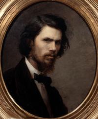 Αυτοπροσωπογραφία ιβάν κραμσκόι 1867