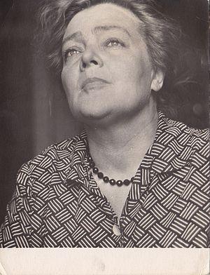 Olga Ivinskaya - Image: Ivinskaya 2