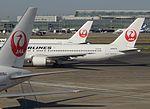 JAL 767 JA8975 at HND (28152444036).jpg