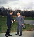 JFK & Eisenhower meeting 1961.jpg
