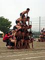 JHS Undokai - Student Pyramid2.jpg
