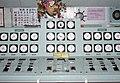 JPEG縮小版 R021-12 津軽丸総括制御室主機操作盤 16便(函館1925青森2315) 1973.07.27..jpg