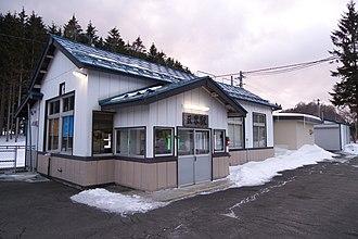 Kuzakai Station - Kuzakai Station in 2012