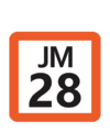 JR JM-28 station number.png