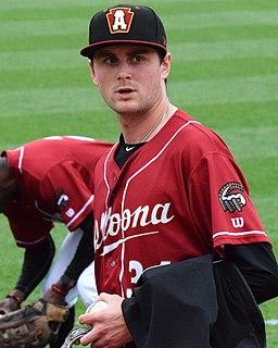 J. T. Brubaker American baseball player