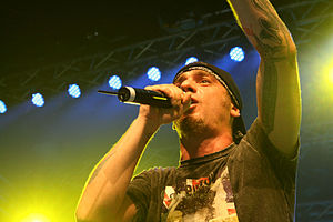 Articolo 31 - J Ax, rapper of the band