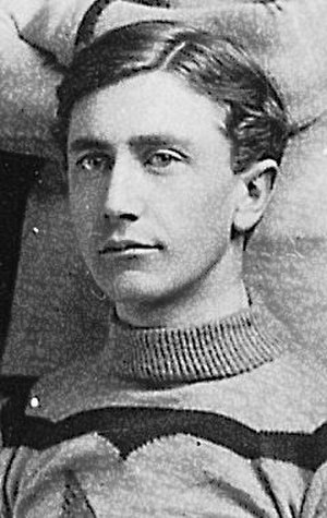 Jack Brannen - Brannen with Montreal Shamrocks in 1899.